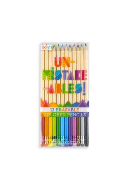un-mistake-ables colored pencils