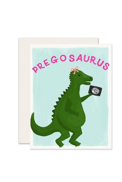 pregosaurus card