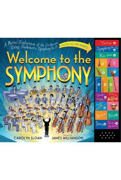 Welcome to the Symphony Interactive Book
