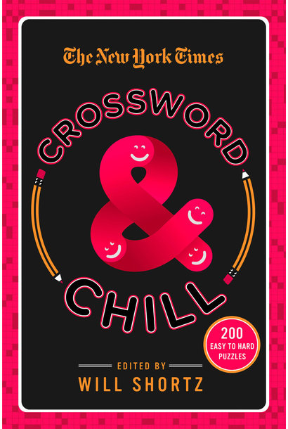 NYT crosswords and chill book