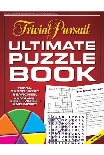 trivial pursuit ultimate puzzle book