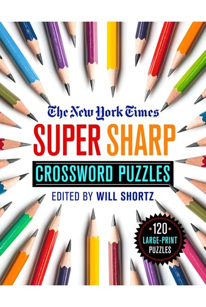 NYT super sharp crossword puzzles book