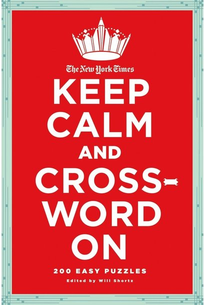 nyt keep calm crossword book