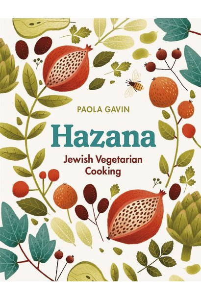 Hazana: Jewish vegetarian cookbook