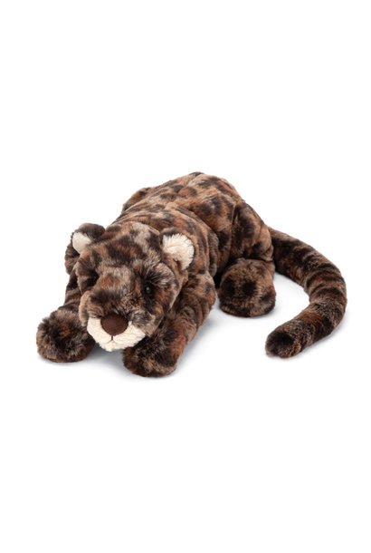 livi leopard little stuffed animal