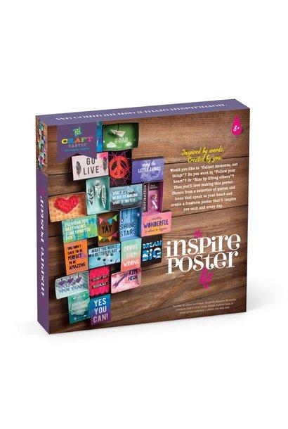 inspire poster kit