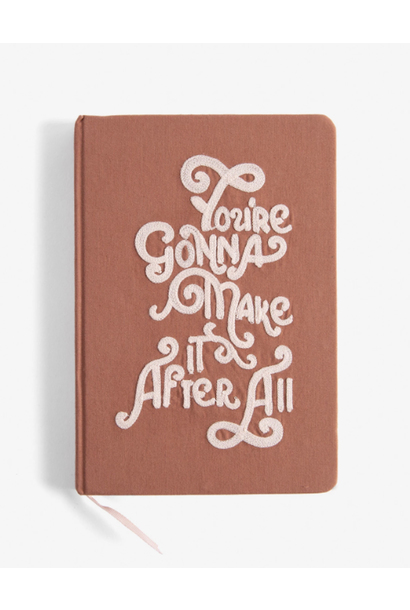 gonna make it journal