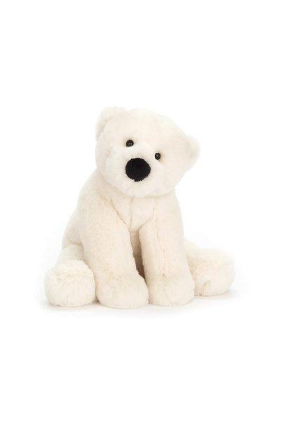 perry polar bear 7'' stuffed animal