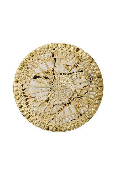 konark placemats gold s4