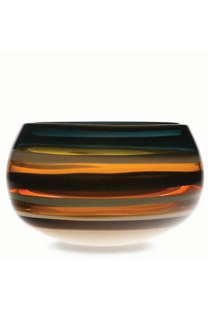 amber bowl closed medium