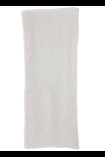 cream cozy chic blanket