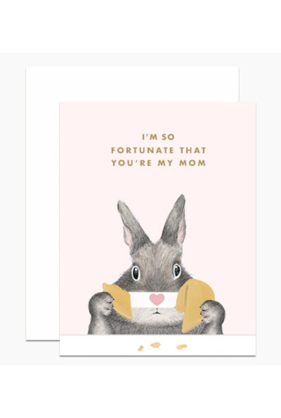 fortunate mom card