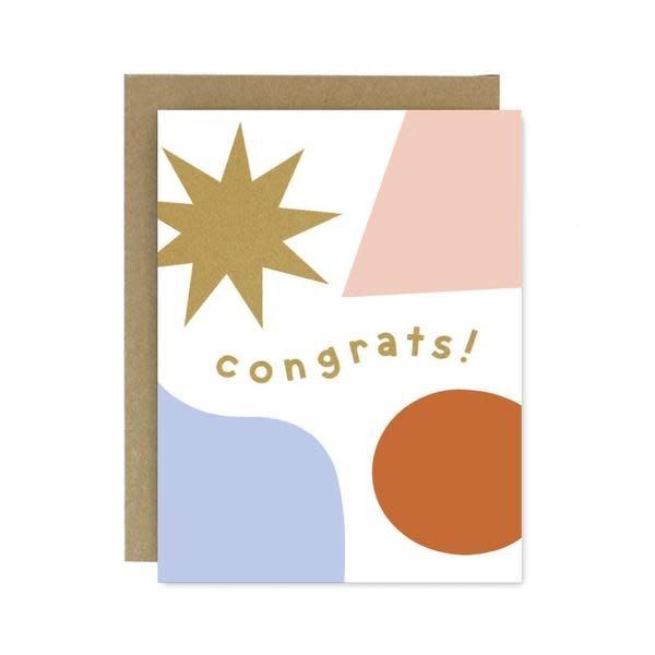 congrats shapes & colors card-1