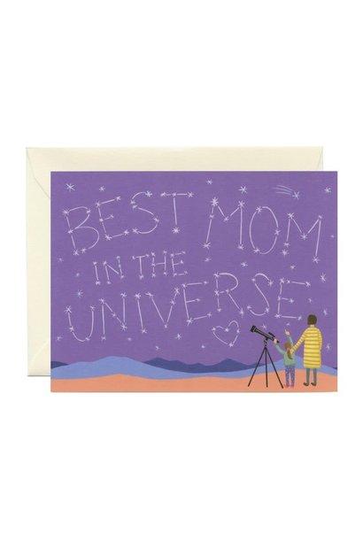 universe mom card