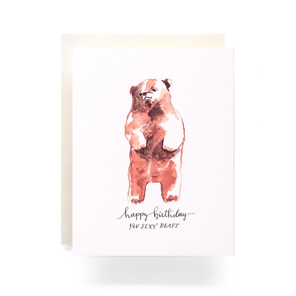 happy birthday you sexy beast card-1