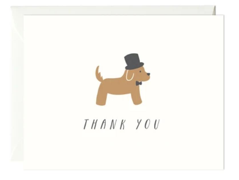 dog thank you card-1