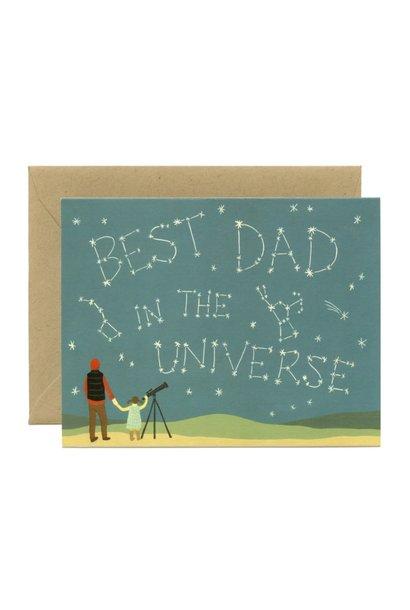 universe dad card
