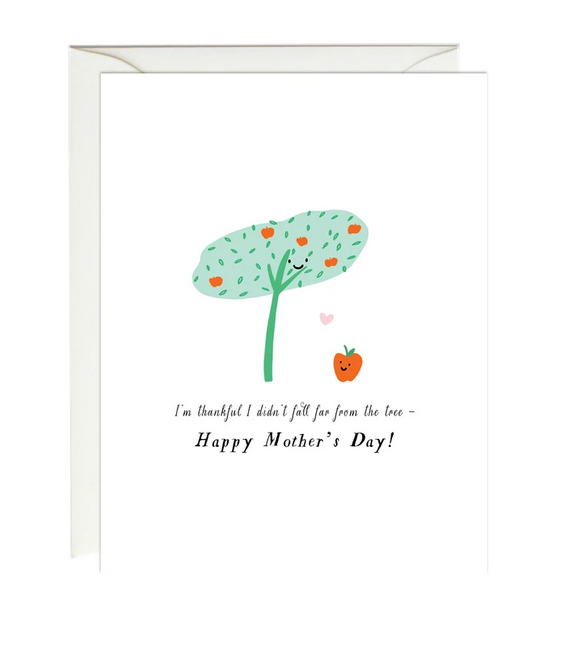 apple tree mother's day card-1