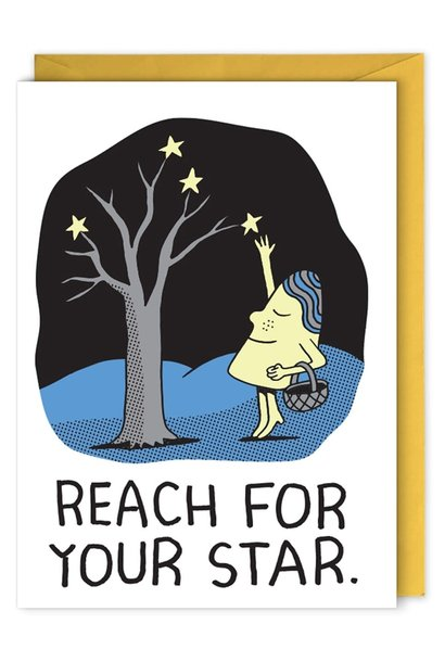 jeremyville reach star card