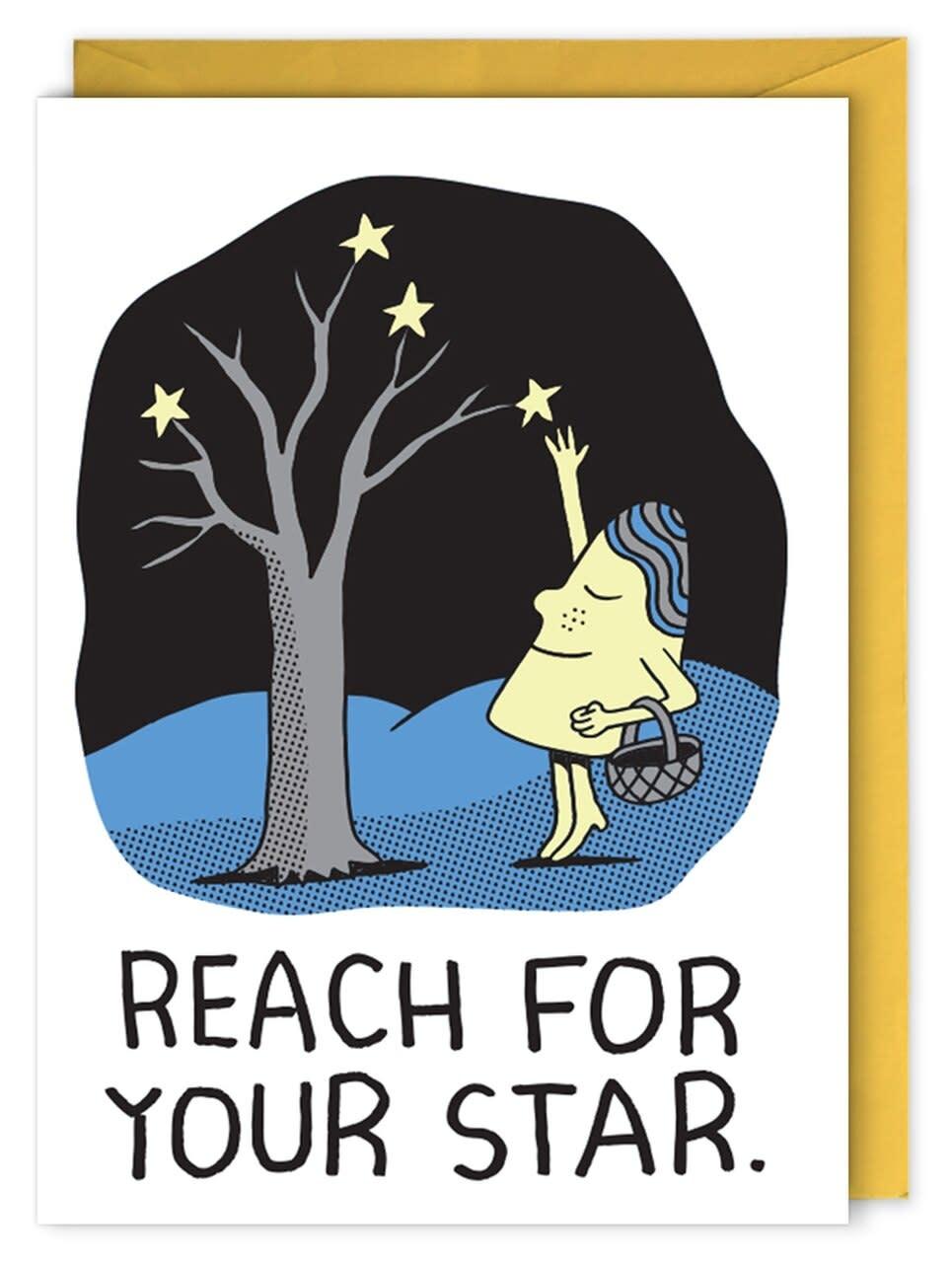 jeremyville reach star card-1