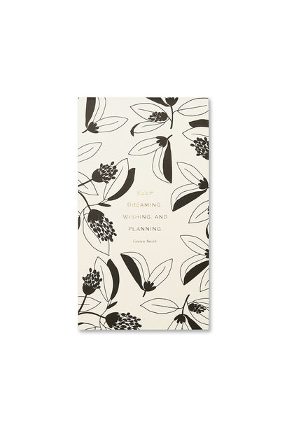 keep dreaming note pad
