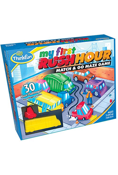my first rush hour game