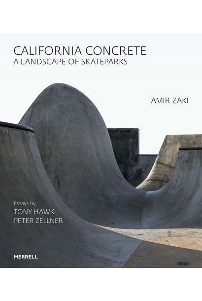 california concrete a landscape book