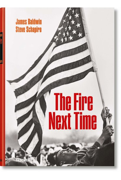 the fire next time book