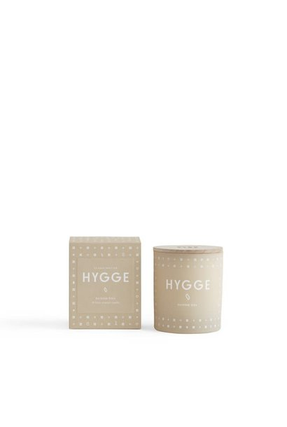 HYGGE (cosiness) scented candle