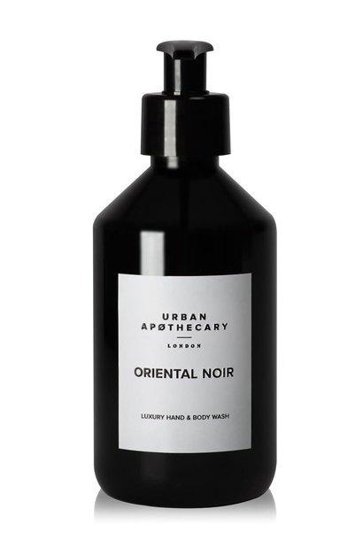 oriental noir luxury hand + body wash