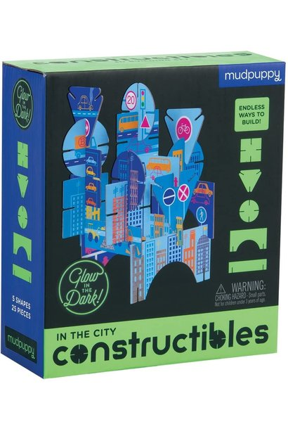 in the city constructibles toy