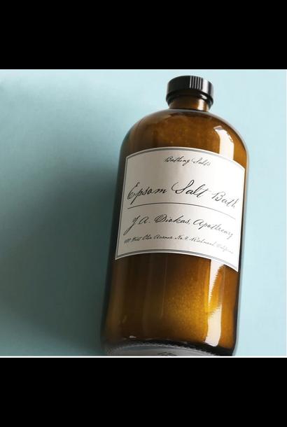 apothecary epsom bath salt