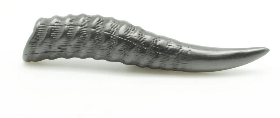 horn small graphite object-3