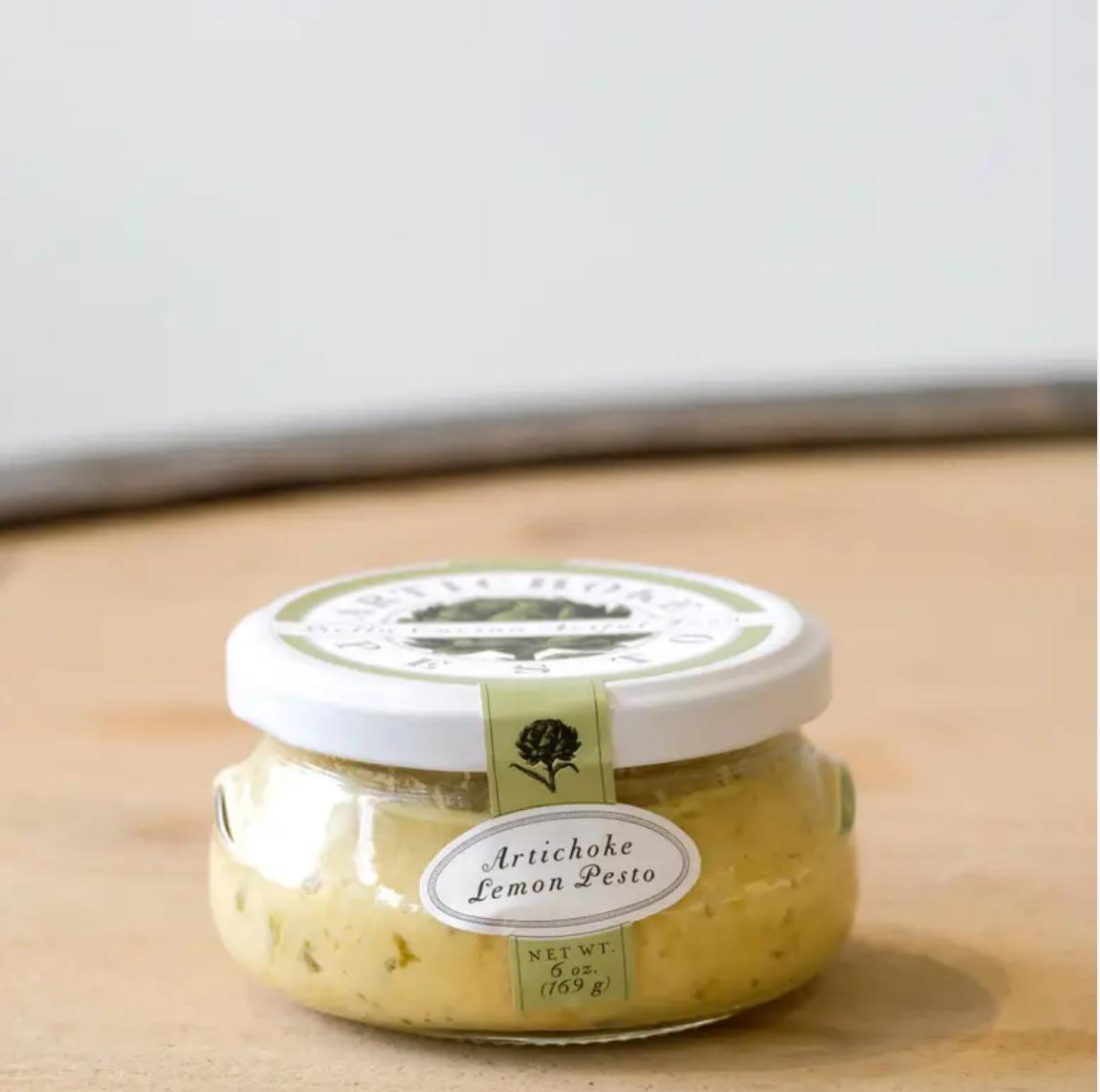 artichoke lemon pesto 6oz-1