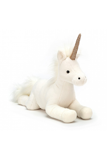 luna unicorn large stuffed animal