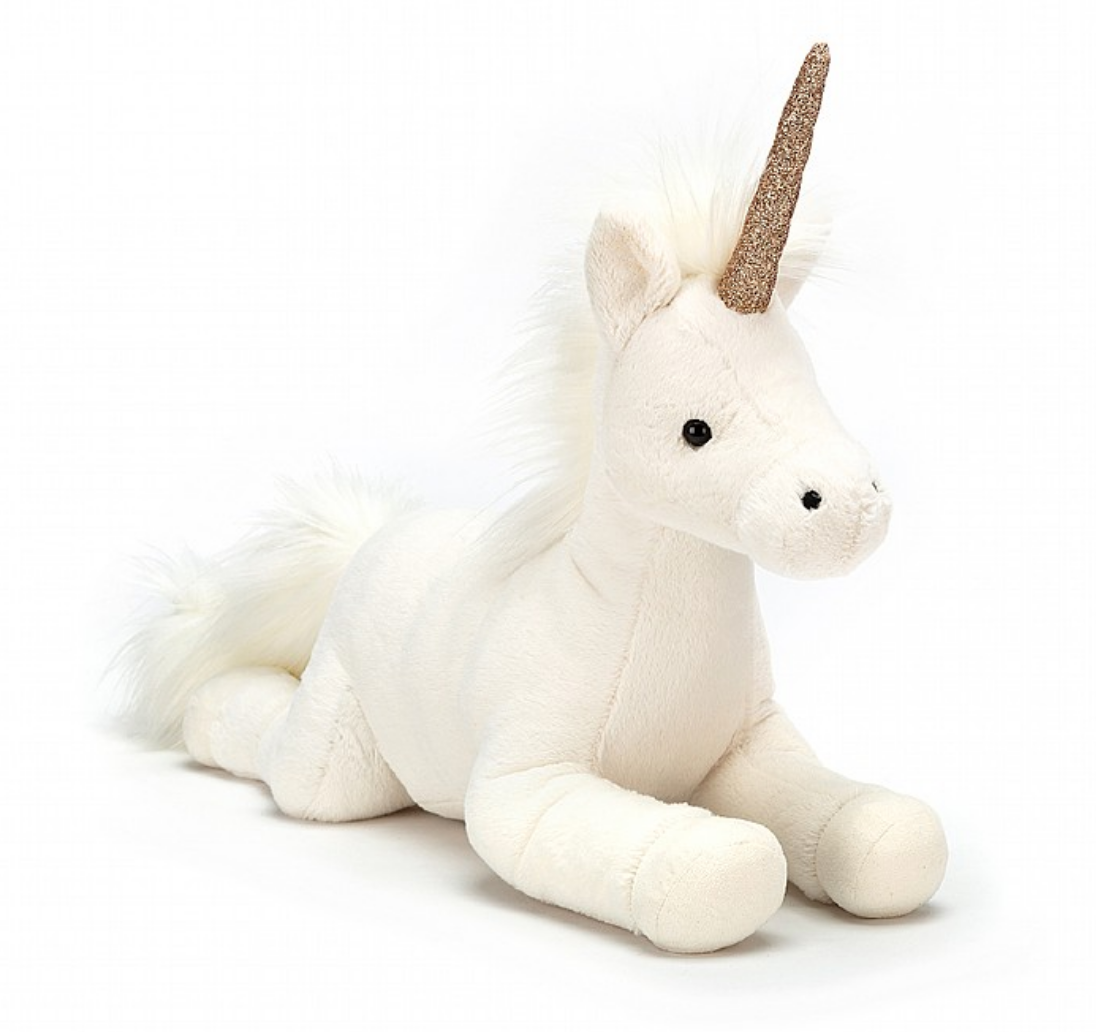 luna unicorn large stuffed animal-1