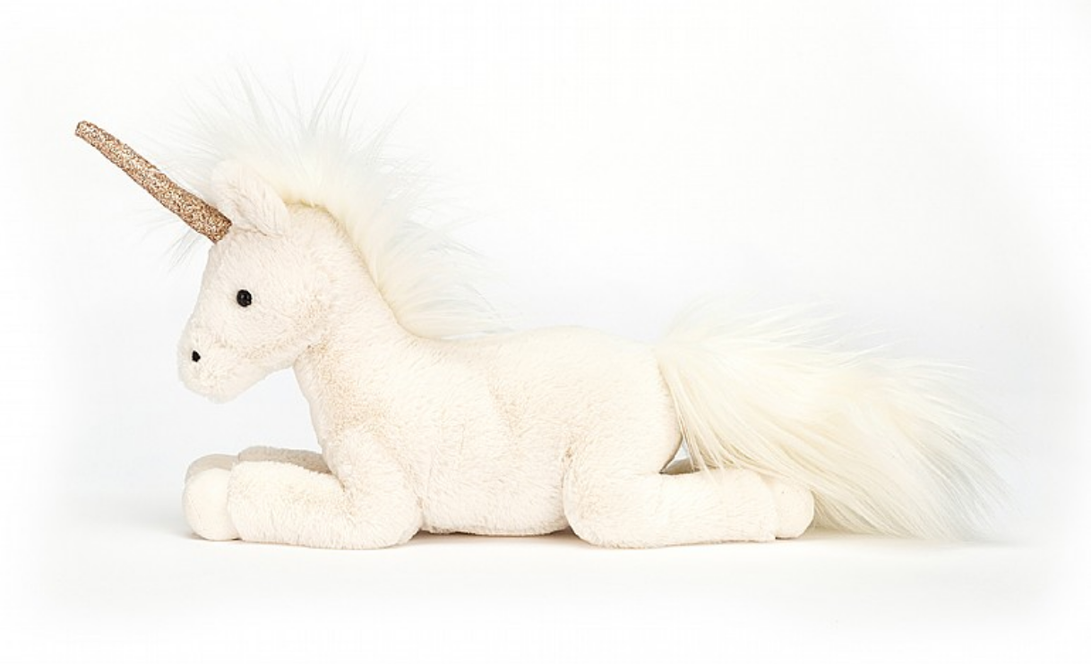 luna unicorn large stuffed animal-4