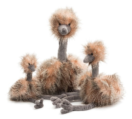 odette ostrich really big stuffed animal-1