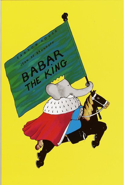babar the king book