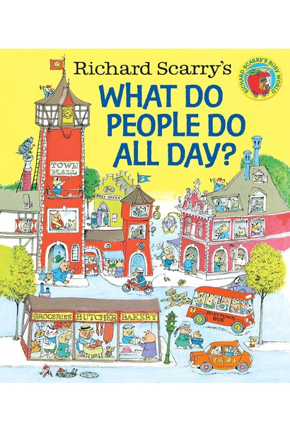 RH1 what do people do all day? Book