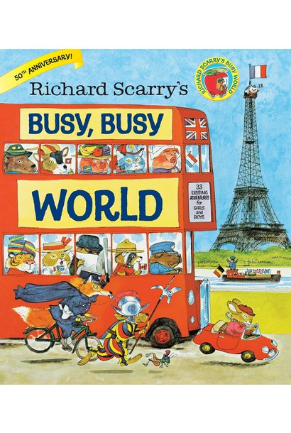 busy, busy world book