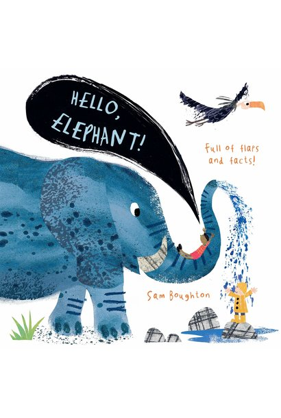 hello elephant! Book