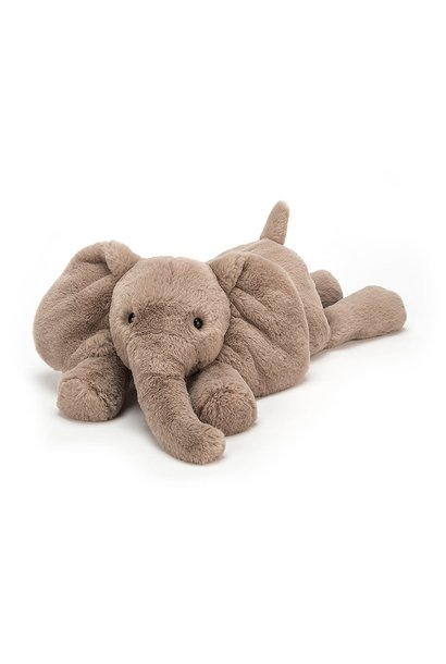 smudge elephant large stuffed animal