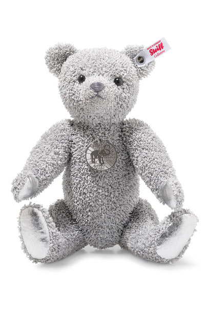 royal platinum paper teddy bear