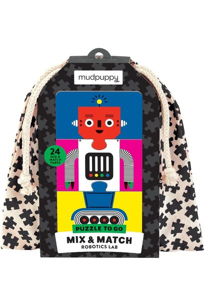 mix match robotics lab puzzle