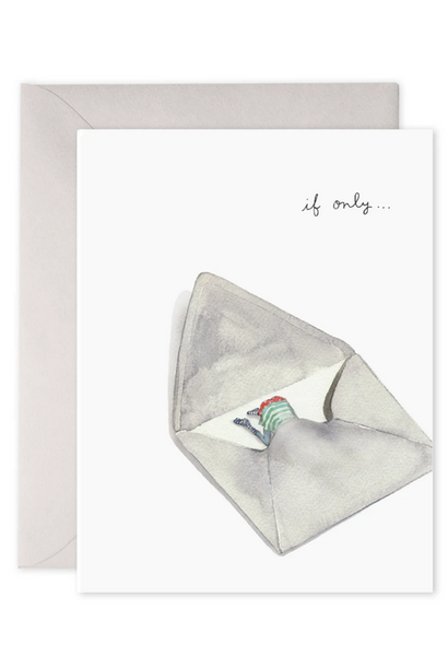 envelope trip love card