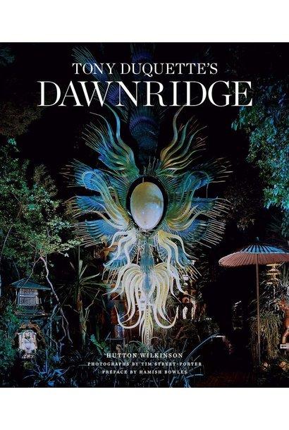 tony duquette's dawnridge book