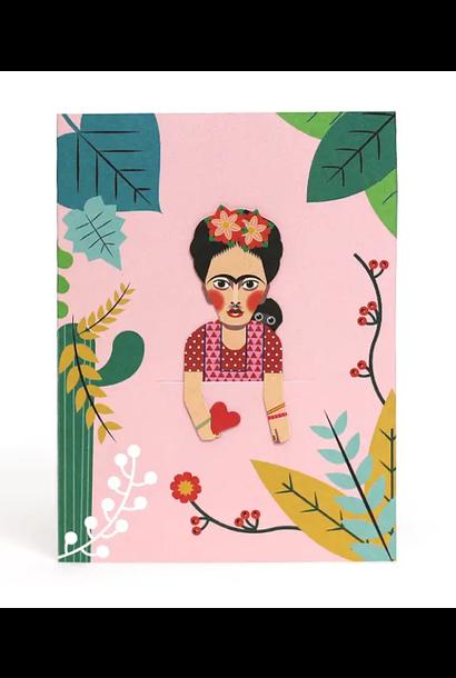 Artist Bookmark Card - Folk Artist