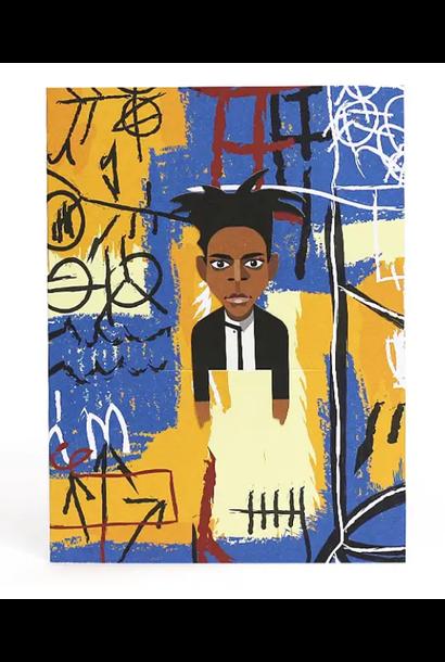 Artist Bookmark Card - Graffiti Artist