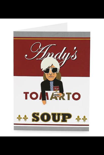 Artist Bookmark Card - Pop Artist